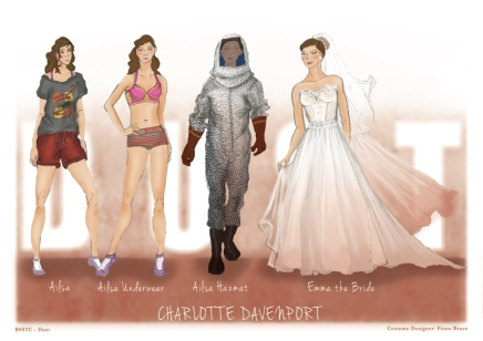 DUST costume charlotte20may